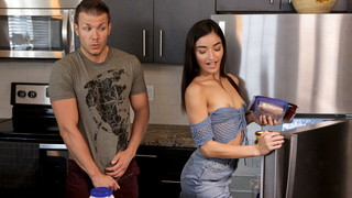Lustful sister can't get why brother wants her but she likes incest