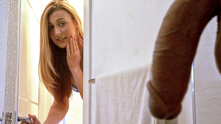 After deployment stud satisfies sister's crave for incest drilling