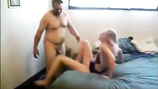 Drunk dad sex with virgin young daughter on family couch